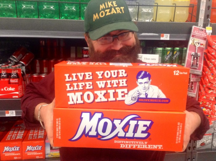 10. You'll never have to drink Moxie.