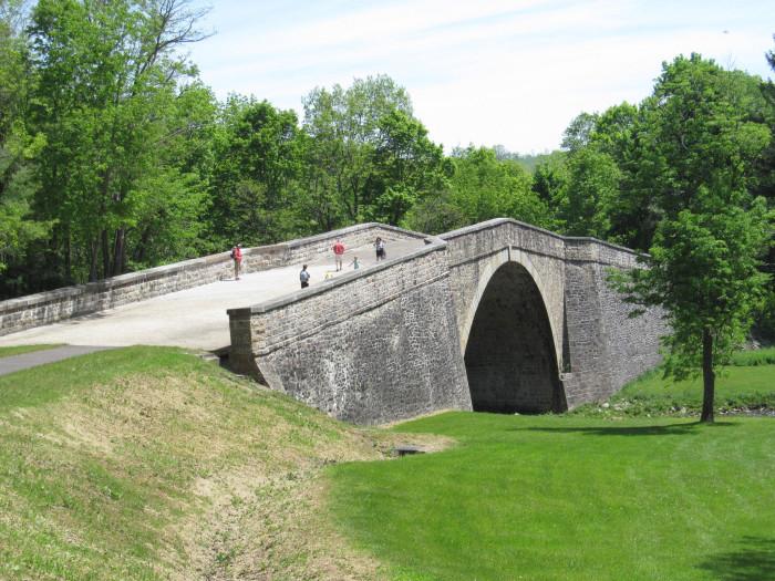 4) Casselman Bridge, Grantsville