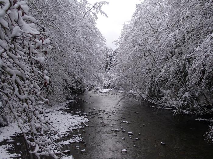 1) Indian Creek | Anchorage Bowl