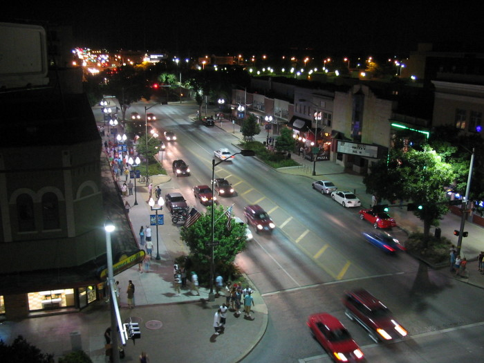 4. O Street in Lincoln is the longest continuous main street in the country.