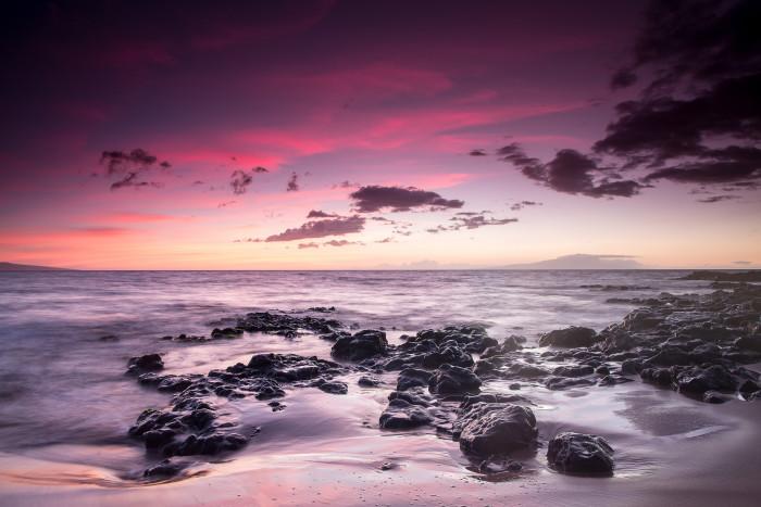 15) Watch a sunset on the beach.