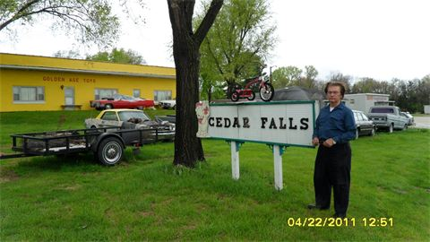 15.Remember When Toy Museum and Village of Cedar Falls