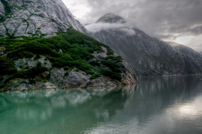 8) Tracy Arm Fjord