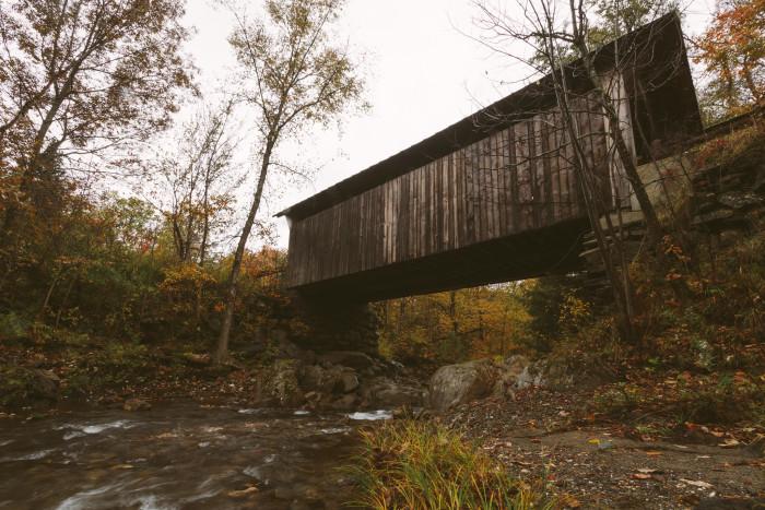 45. Vermont: Emily's Bridge