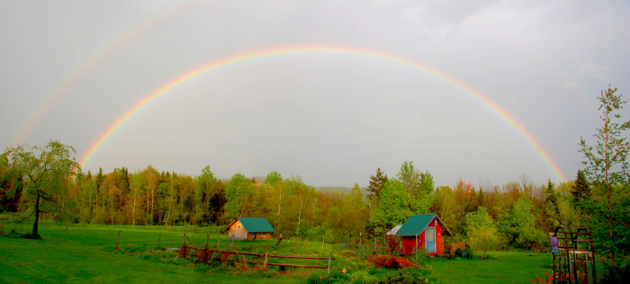 20.  Vermont is magical.