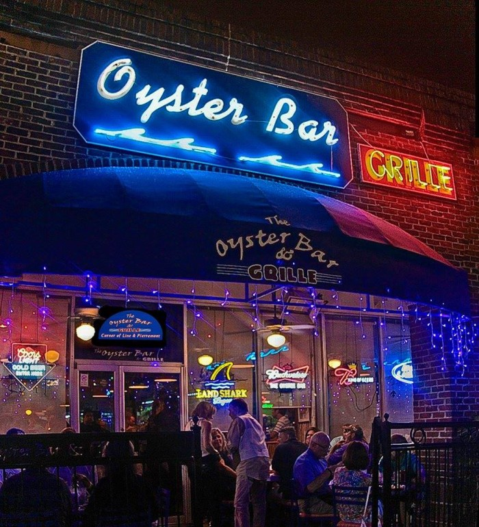 The Oyster Bar Shreveport La