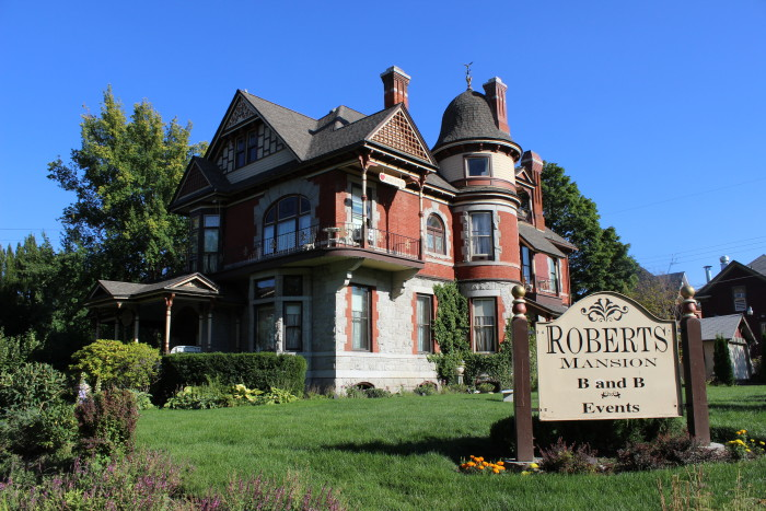 3. Roberts Mansion B&B, Spokane