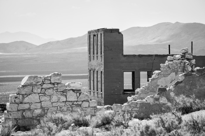 7. Ghost Towns