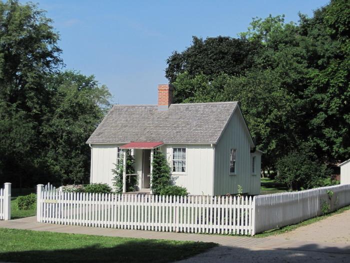 10. Herbert Hoover National Historic Site, West Branch