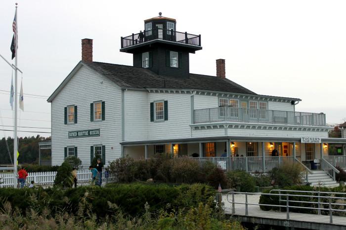 14. Tuckerton Seaport, Tuckerton