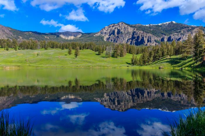 6. Yellowstone National Park