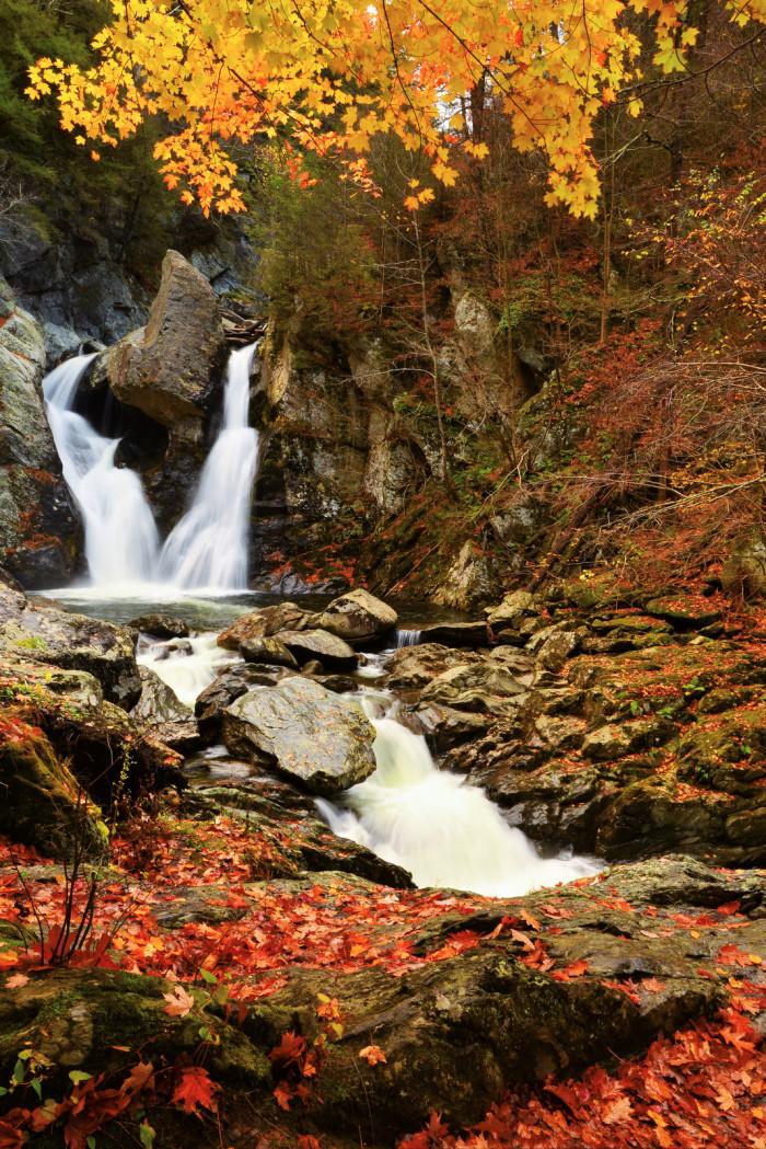 8. Bash Bish Falls
