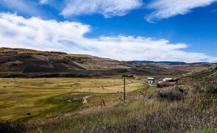8. Kremmling ranch land