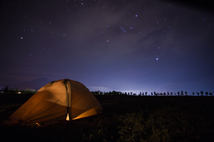 2. We know romance better than anyone. From warm nights spent star-gazing...