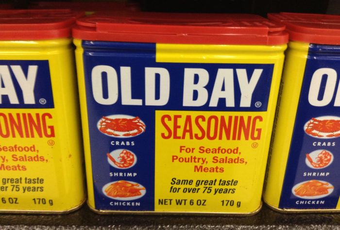 10) Old Bay is their answer to everything.