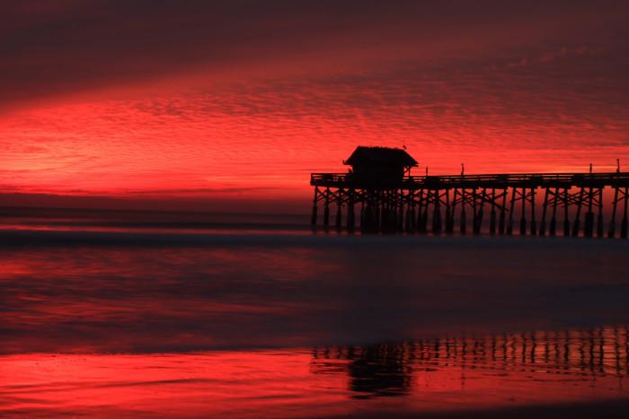 3. You'll never top a Florida sunrise.