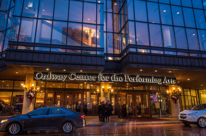 4. Ordway Center for the Performing Arts