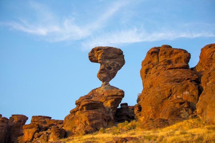 8. Balanced Rock, Castleford