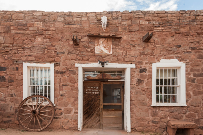 3. Ganado - Hubbell Trading Post National Historic Site