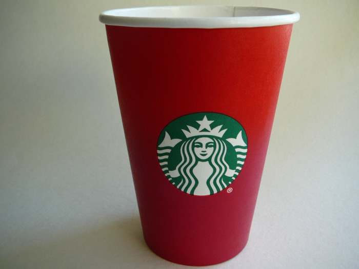 16) You must rely on your Starbucks cup – or your Facebook friends - to tell you what season it is.