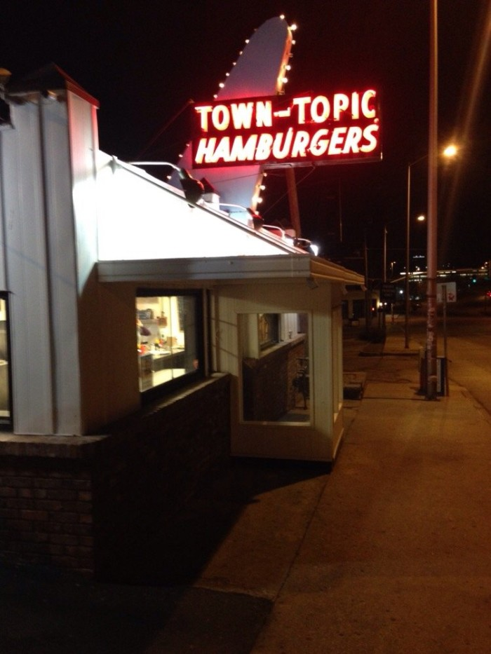 15.Town Topic, Kansas City