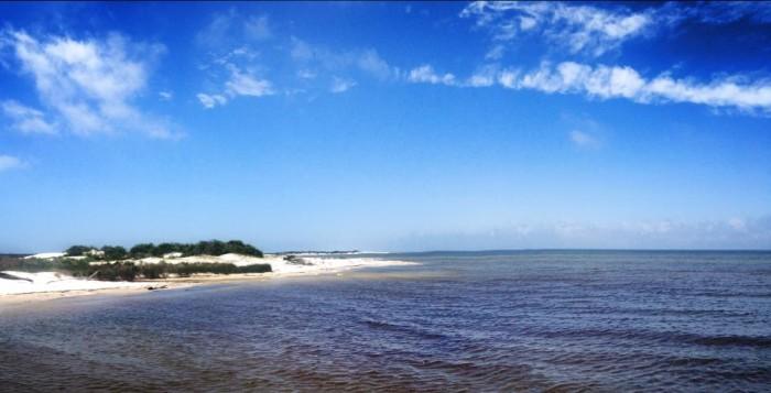 1. Horn Island, near Biloxi