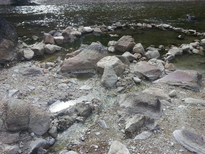 5. Sacajawea Hot Springs
