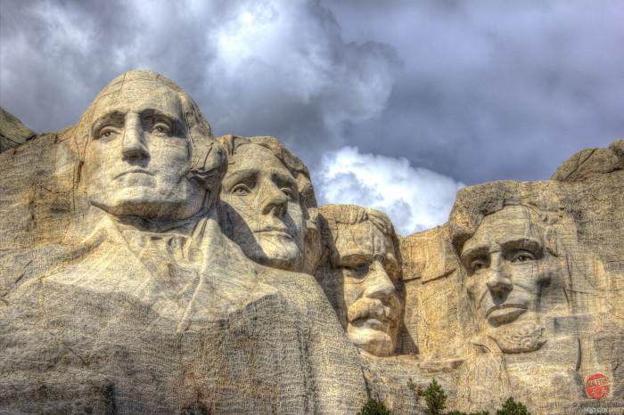 1. Mount Rushmore