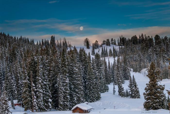 7. Grand Targhee Dawn, Teton
