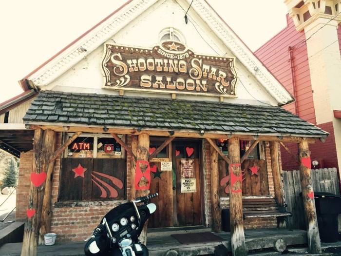 8. Shooting Star Saloon is Utah's oldest bar...and it isn't in Salt Lake.