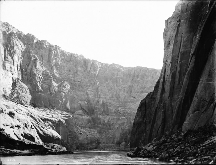 5. Glen Canyon (before all the water)
