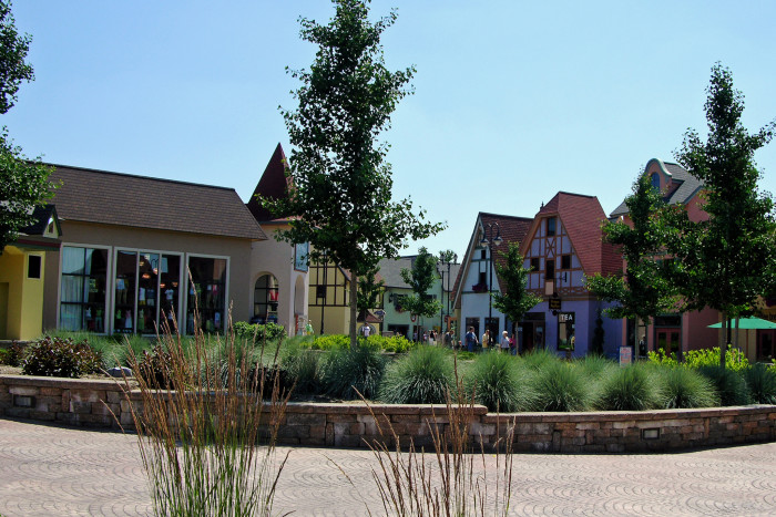9) Frankenmuth