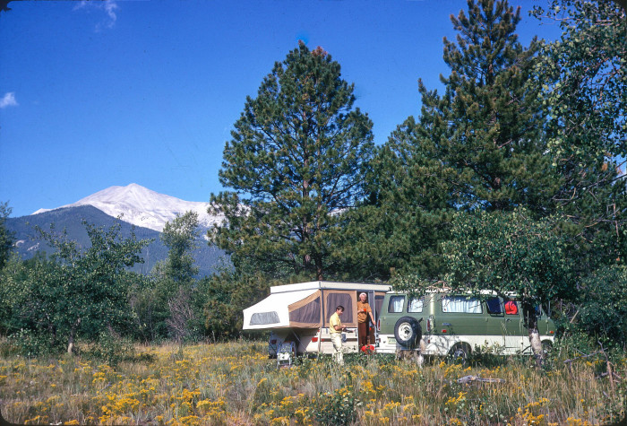 "4. ""Camping in Colorful Colorado: 1972."""