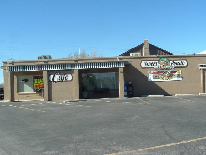 12. Sweet Potato Cafe, Prescott