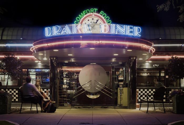 8. Drake Diner, Des Moines