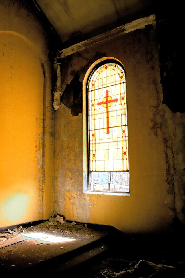 18.Window at St. Francis Seraph, Kansas City