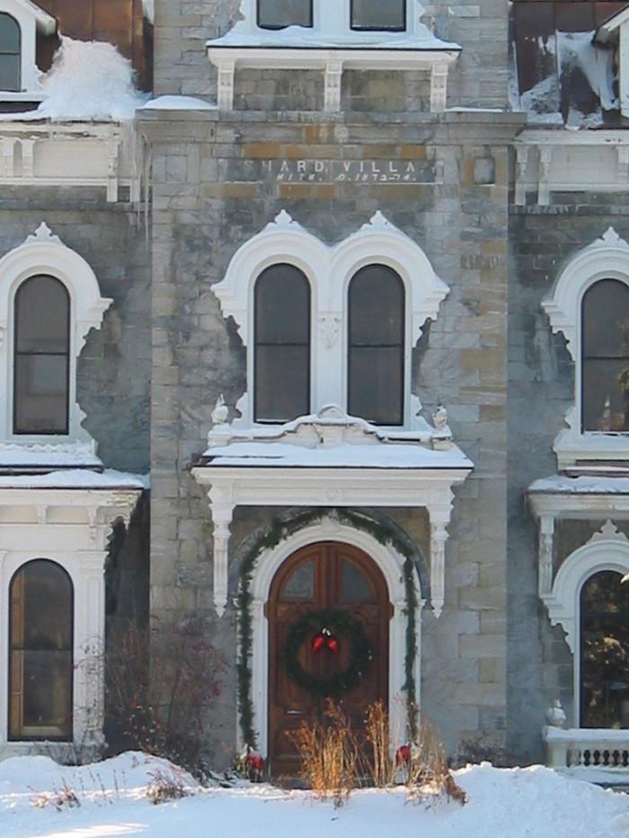 13.  The Columbus Smith Estate