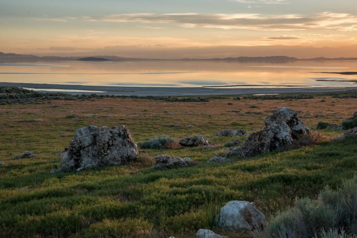 13. Antelope Island