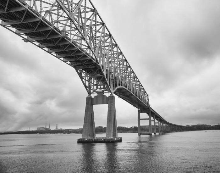 3) Francis Scott Key Bridge, Baltimore