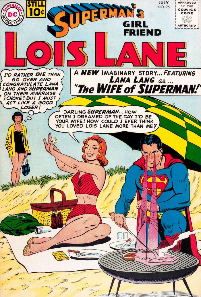10. Lois Lane (Dallas)