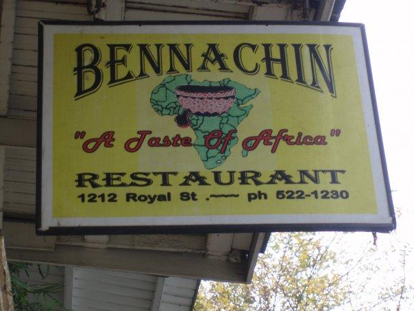 6. Bennachin West African cuisine, New Orleans, LA
