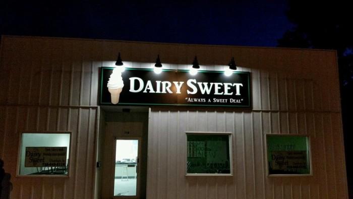 10. Dairy Sweet, Dunlap