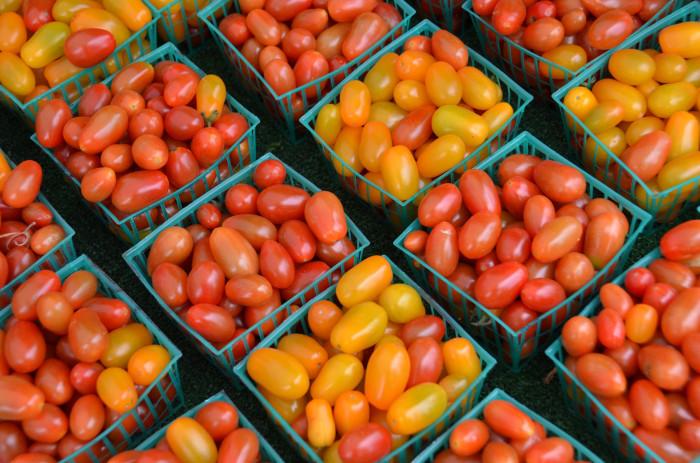 18. Unbeatably Fresh Farmer's Markets