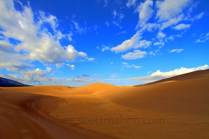 "1. ""Dune Clouds"""