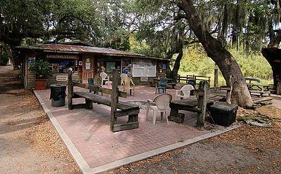 5. Camp Mack's River Resort, Lake Wales