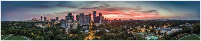 2. Atlanta, GA