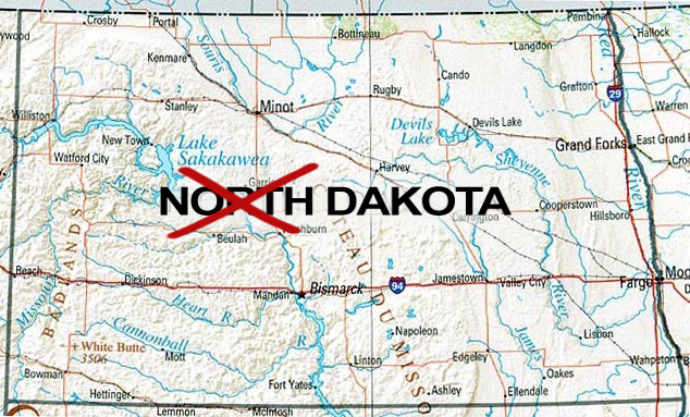 "2. There was more than one attempt to take the ""North"" out of ""North Dakota"""