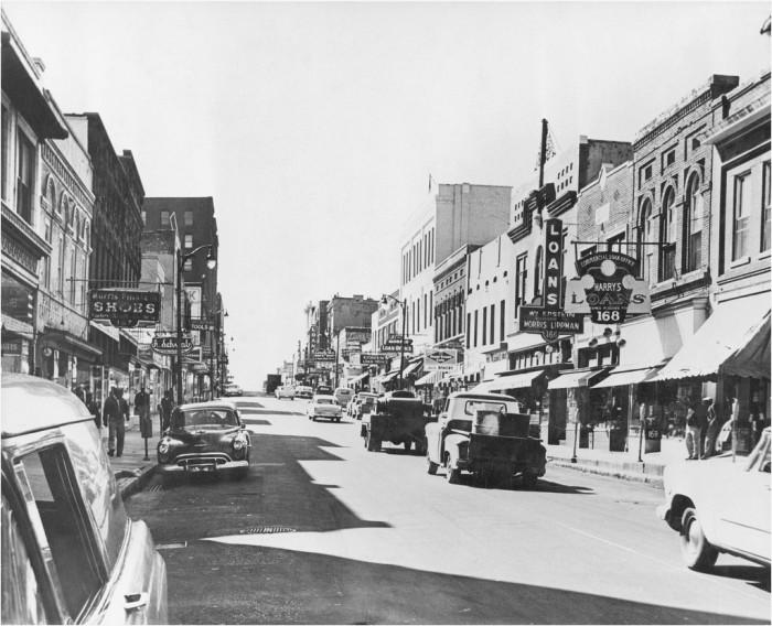 2) Beale Street, Memphis