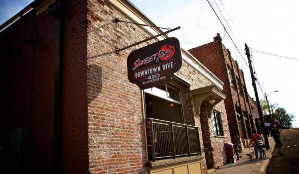 2) Sweet P's Barbeque & Soul House - Knoxville