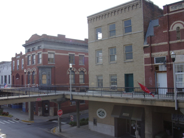 2) The Morristown Booming